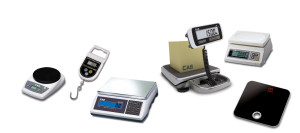 CAS Digital Scales
