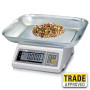 CAS SW-1C Scale with Stainless Steel Scoop Tray