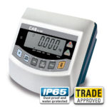 CAS BI-II Waterproof Weight Indicator - Trade Approved - IP65