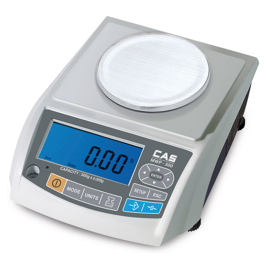 Cas Mwp Micro Weighing Balance Weighing Counting