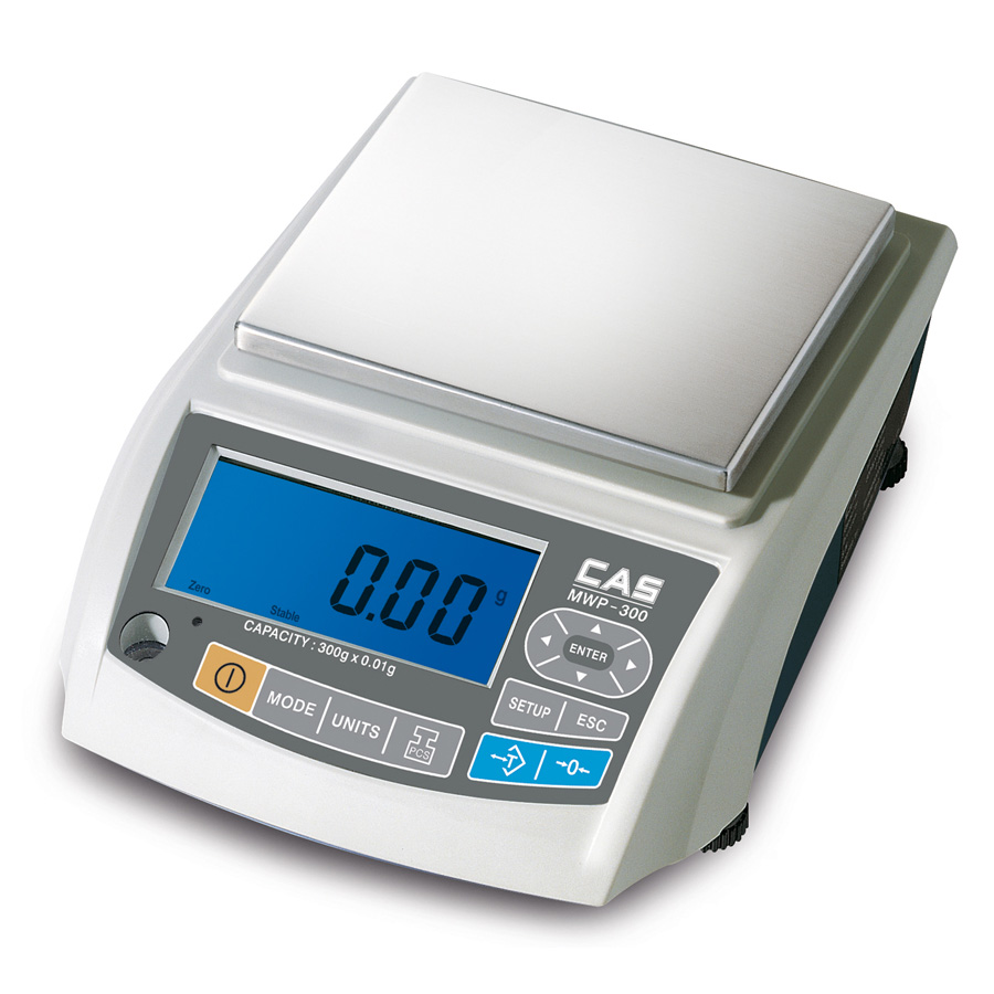 CAS MWP Micro Weighing Balance - Weighing, Counting & Percentage