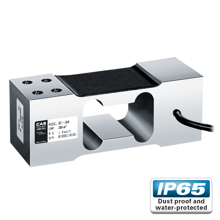 Cas Bc Single Point Load Cell Cas Scales Nz Weighing