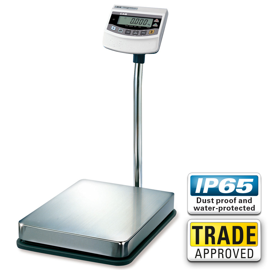 Cas bw digital weighing floor scale platform trade for Scale floor