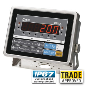 CAS CI-200S Waterproof Weight Indicator