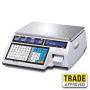 CAS CL5000J Label Printing Pricing Bench Scale