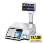 CAS CL5000J Label Printing Pricing Scale