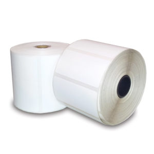 CAS DLP-LR Label Roll