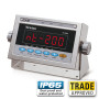 CAS NT-200S Weight Indicators - Stainless Steel - Trade Approved - IP65