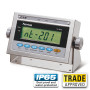 CAS NT-201S LCD Weight Indicator - Stainless Steel - Trade Approved