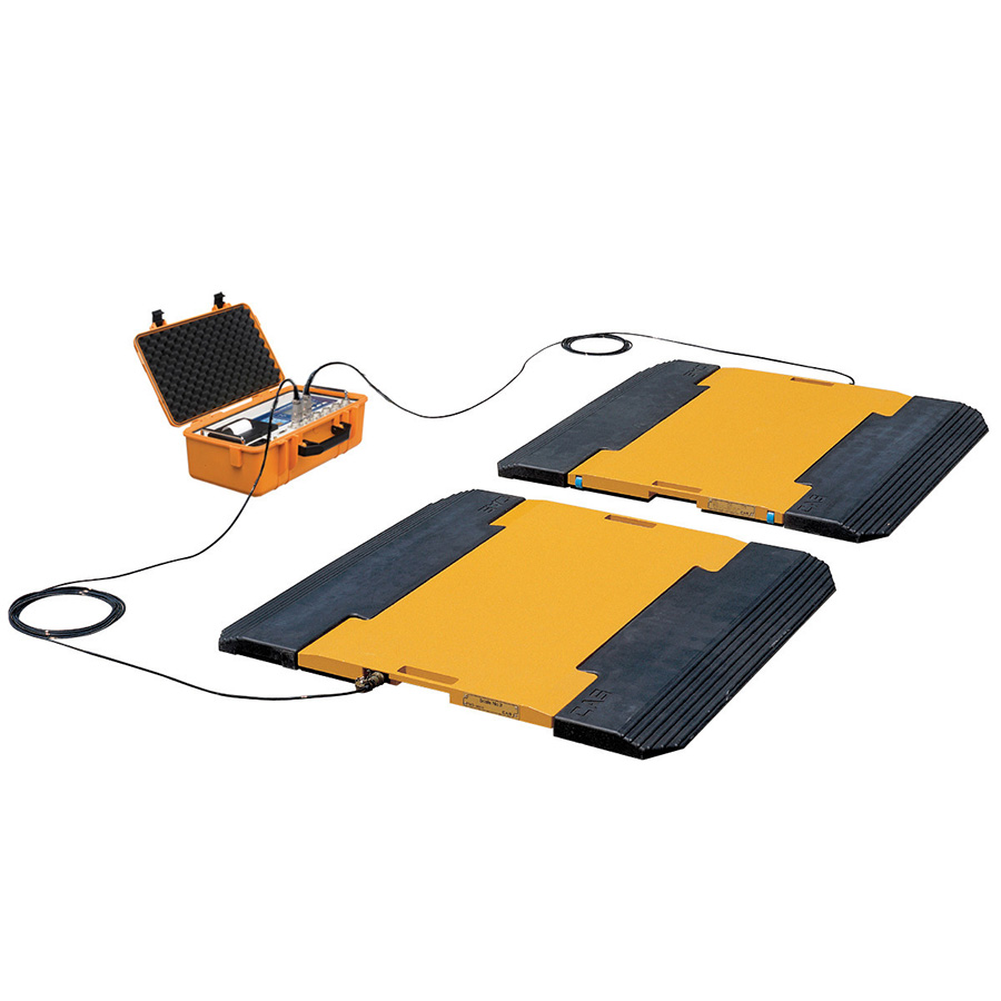 Cas Rw P Vehicle Weighing Pad Weigh Wheel Or Axle Cas Scales Nz