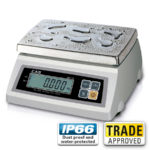 CAS SW-1W Trade Approved Waterproof Scale
