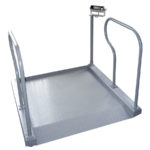CAS WCS Wheelchair Scale