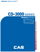 CD-3000 User Manual