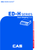 ED-H Weighing Scale Owner Manual