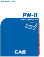 PW-II User Manual